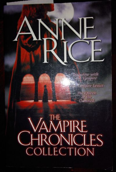 Image for The Vampire Chronicles Collection Interview With the Vampire/Vampire Lestat/Queen of the Damned (vol