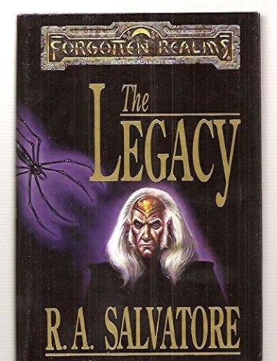 Image for The Legacy (Forgotten Realms: Legacy Of The Drow)