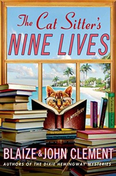 Image for The Cat Sitter's Nine Lives: A Mystery (Dixie Hemingway Mysteries)