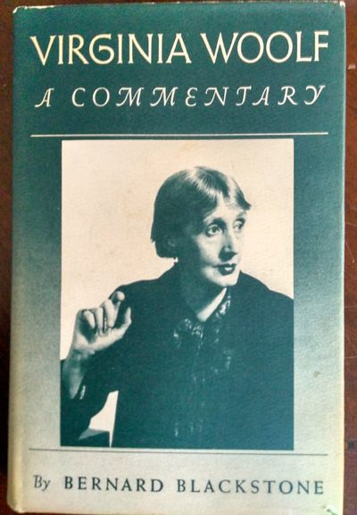 Image for Virginia Woolf: a Commentary