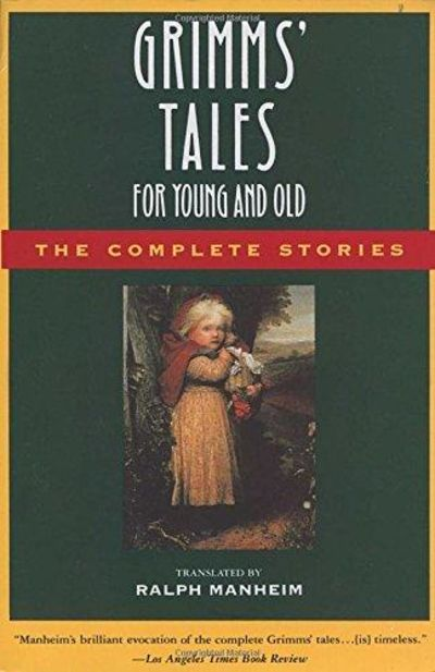 Image for Grimms' Tales for Young and Old: The Complete Stories
