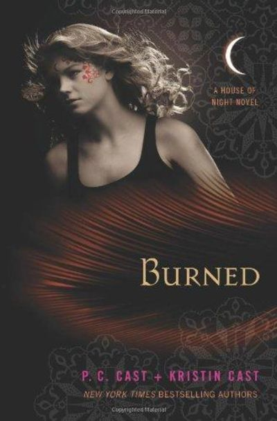 Image for Burned: A House Of Night Novel