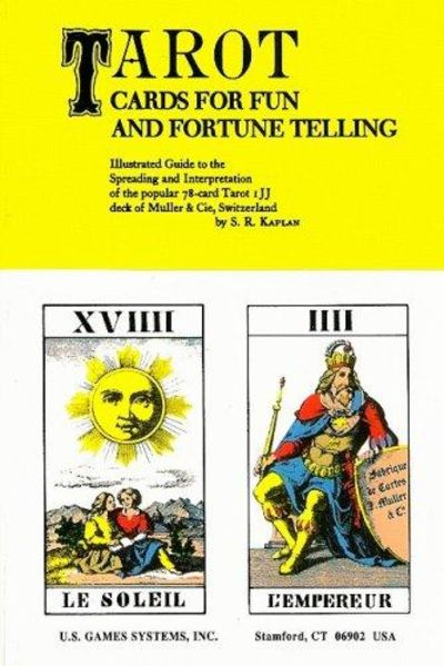 Image for Tarot Cards for Fun and Fortune Telling