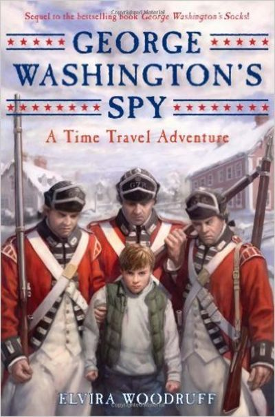 Image for George Washington's Spy (Time Travel Adventures)