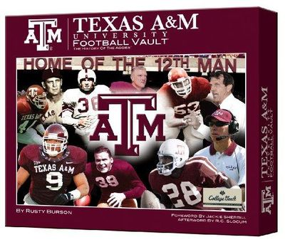 Image for Texas A&M Football Vault (College Vault)