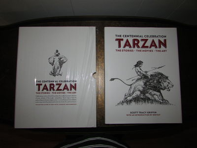 Image for Tarzan the Centennial Celebration - Collectable Limited Run Special Edition with Slipcase and Signed