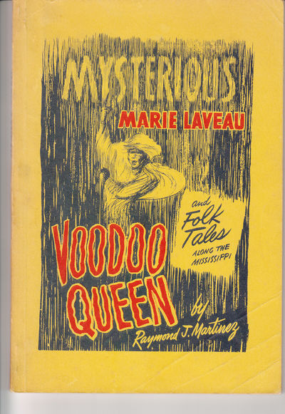 Image for Mysterious Marie Laveau, Voodoo Queen; and Folk Tales along the Mississippi