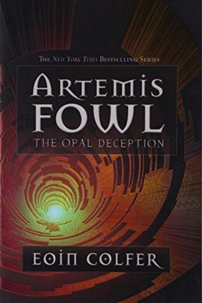 Image for Artemis Fowl; The Opal Deceeption