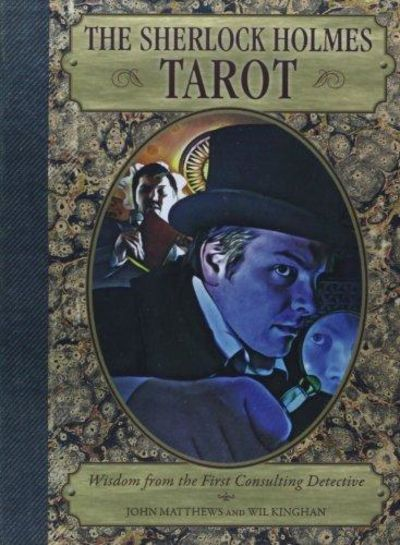 Image for Sherlock Holmes Tarot Book & Cards