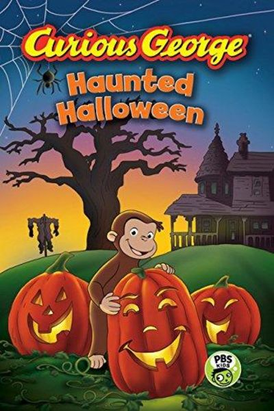 Image for Curious George Haunted Halloween (CGTV Reader)