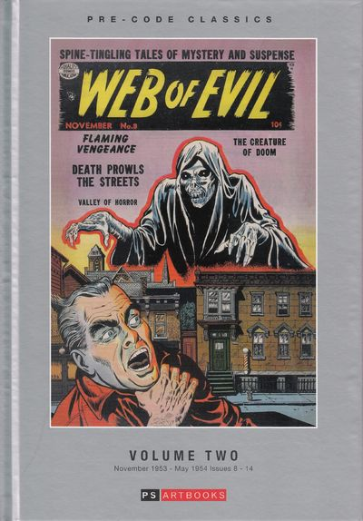 Image for Web Of Evil -Volume Two - Pre Code Classics  - Bookshop Edition