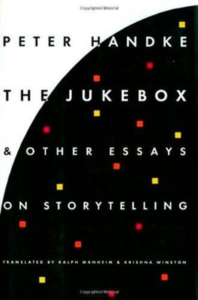 Image for The Jukebox & Other Essays On Storytelling
