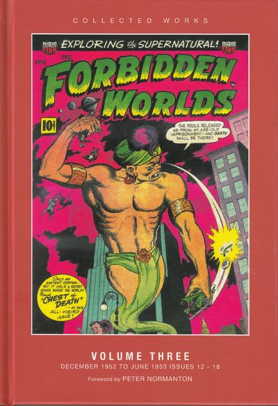 Image for Forbidden Worlds - Volume Three - Slipcase Edition