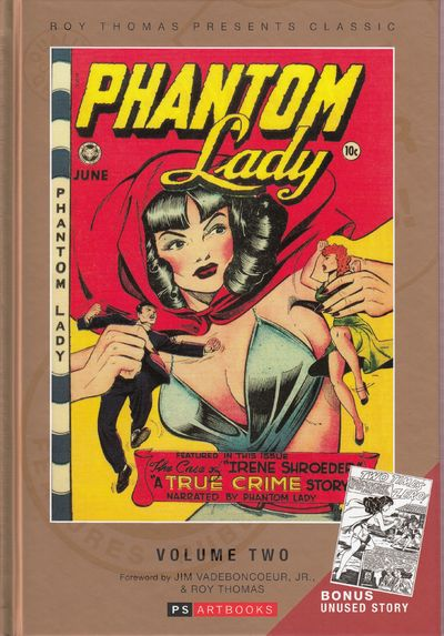 Image for Phantom Lady - Volume Two - Bookshop Edition