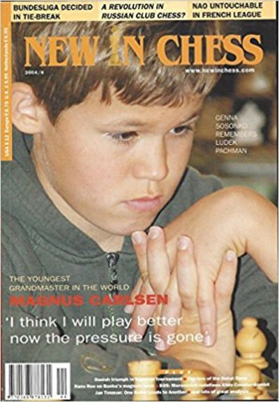 Image for New In Chess, 2004-04