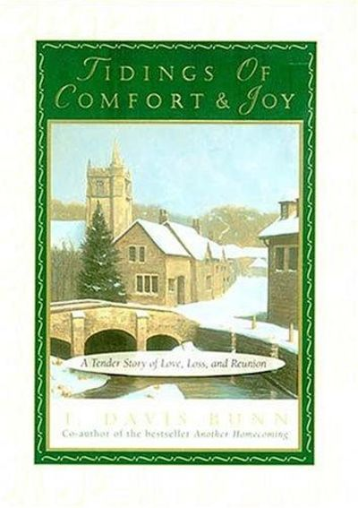 Image for Tidings Of Comfort And Joy: A Tender Story Of Love, Loss, And Reunion