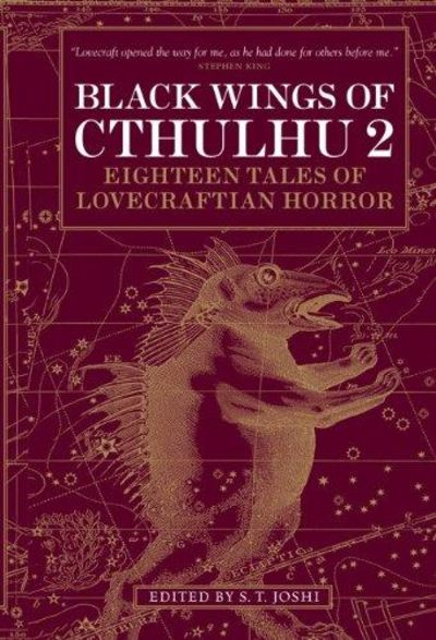 Image for Black Wings of Cthulhu (Volume Two)