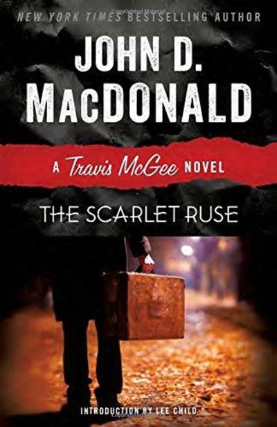 Image for The Scarlet Ruse: A Travis McCee Novel