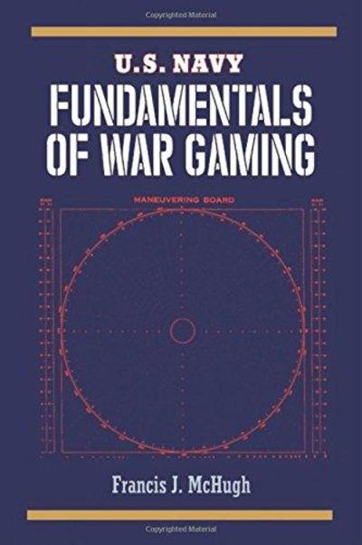 Image for U.S. Navy Fundamentals of War Gaming