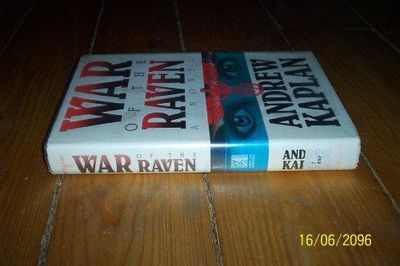 Image for War Of The Raven: A Novel (SIGNED)