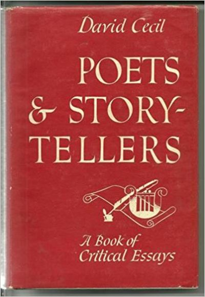 Image for Poets and Storytellers