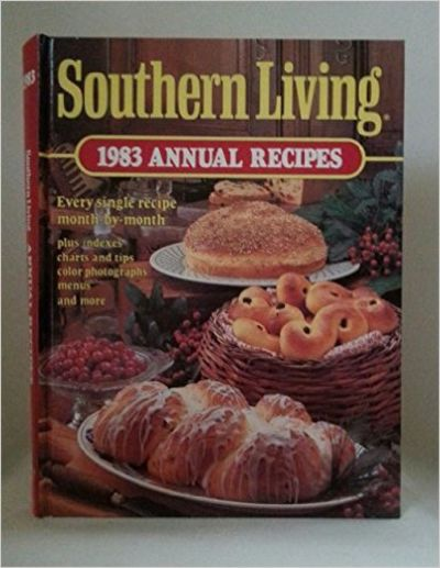 Image for Southern Living 1983 Annual Recipes