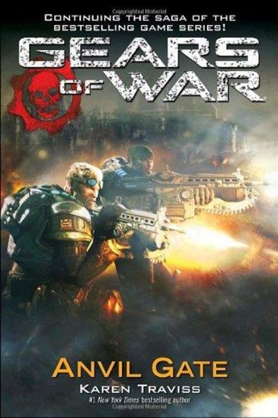 Image for Gears of War: Anvil Gate (Book 3)