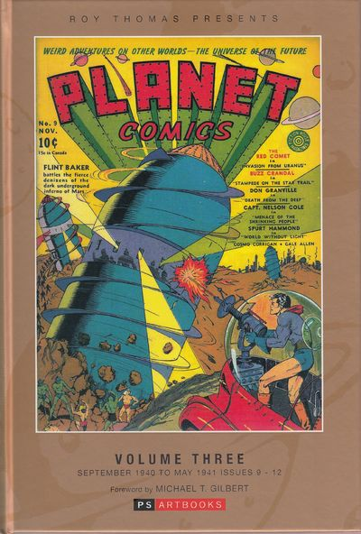 Image for Planet Comics - Volume Three - Bookshop Edition