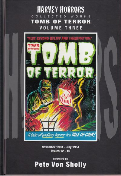Image for Tomb Of Terror - Volume Three - Slipcase Edition