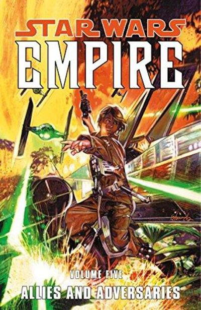 Image for Star Wars Empire 5 Allies and Adversaries (Volume 5)