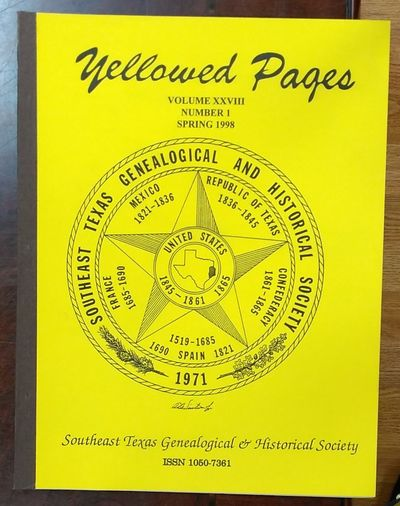 Image for YELLOWED PAGES: Volume 28 Number 01