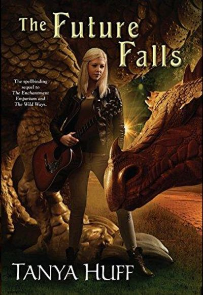 Image for The Future Falls: Book Three Of The Enchantment Emporium