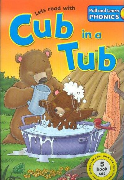 Image for Cub in a Tub (Lets read with Pull and Learn Phonics)