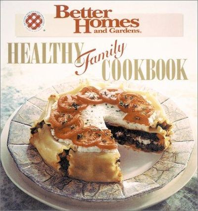 Image for Healthy Family Cookbook
