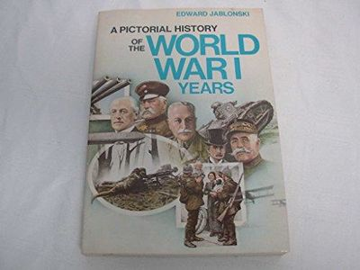 Image for Pictorial History Of World War 1 Years