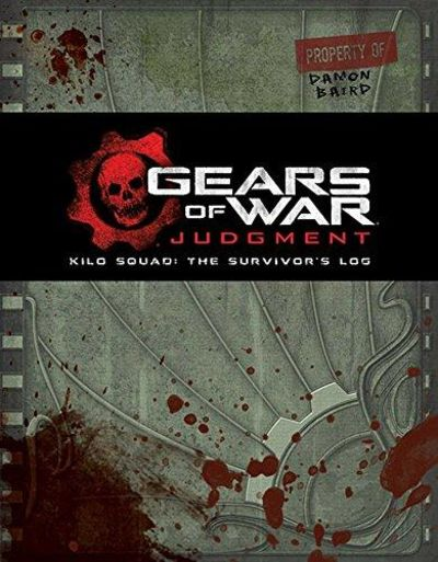 Image for Gears Of War: Judgment: Kilo Squad: The Survivor's Log