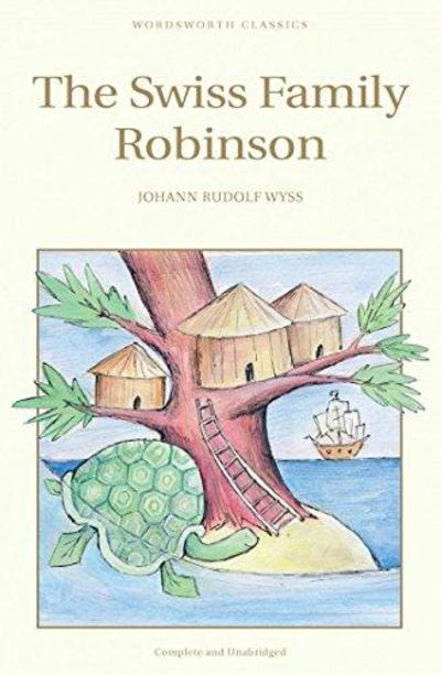 Image for The Swiss Family Robinson (Wordsworth Children's Classics) (Children's Library)