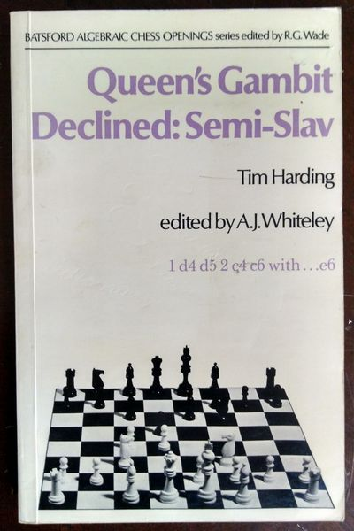 Queen's Gambit Declined, Semi-Slav (Batsford Algebraic Chess Openings)