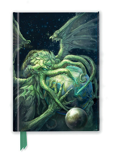 Image for Eddie Sharam: Cthulhu Rising (Foiled Journal)