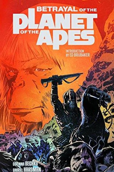 Image for Betrayal of the Planet of the Apes
