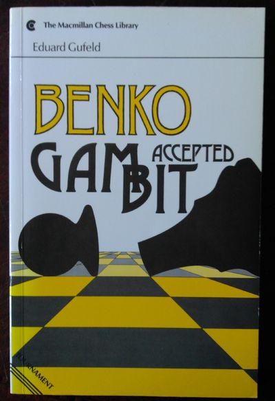 Image for Benko Gambit Accepted (Macmillan Chess Library)