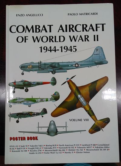 Image for Combat Aircraft Of WWII 1944-1945 Volume VIII