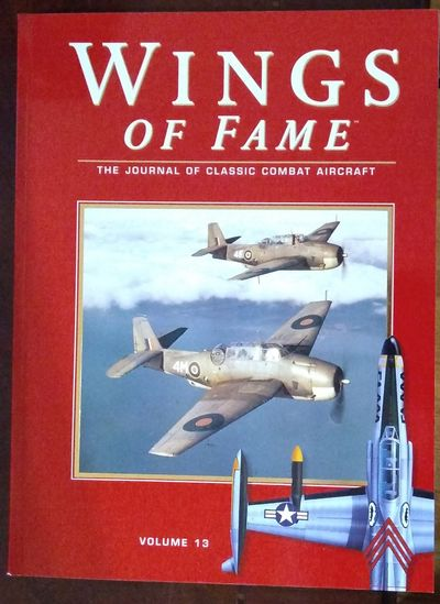 Image for Wings Of Fame, The Journal Of Classic Combat Aircraft - Vol. 13