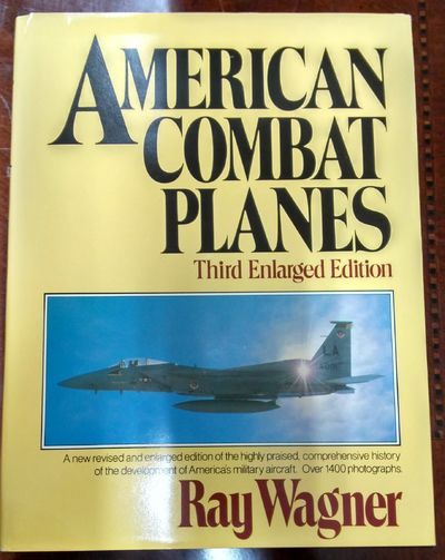 Image for American Combat Planes (Third Enlarged Edition)