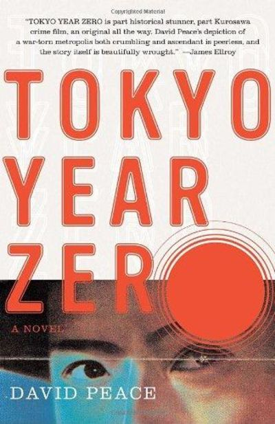 Image for Tokyo Year Zero (Vintage Crime/Black Lizard)