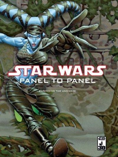 Image for Star Wars: Panel To Panel Volume 2: Expanding The Universe (Star Wars (Dark Horse)) (v. 2)