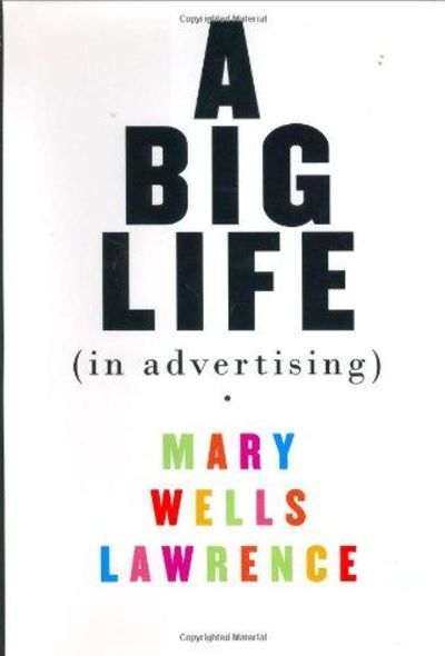 Image for A Big Life in Advertising