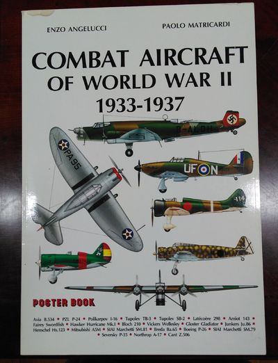 Image for Combat Aircraft Of World War II 1933-1937 Poster Book