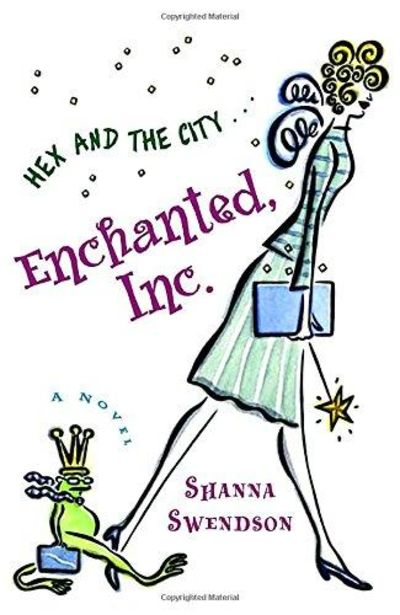 Image for Enchanted, Inc. (Katie Chandler, Book 1)