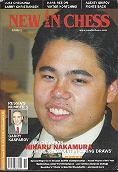Image for New In Chess 2005-01